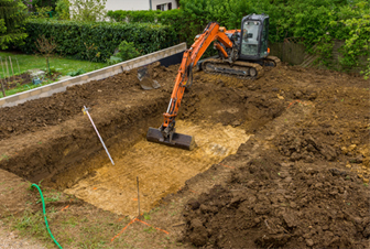 domestic groundworks guildford